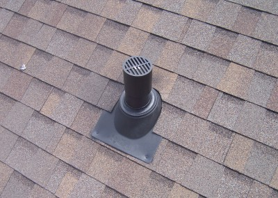 Radon Mitigation Roof Jack
