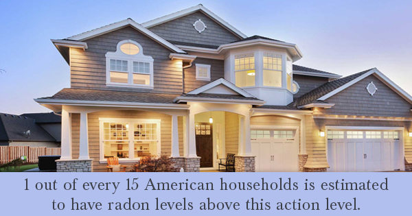 how to pass a radon test