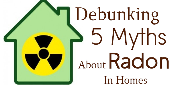 Exterior: Debunking 5 Myths About Radon In Homes